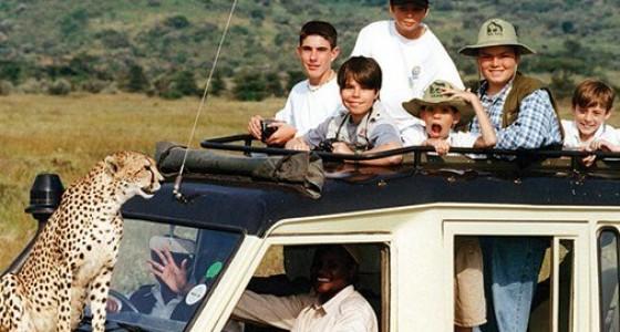 Bucket list Family Safari