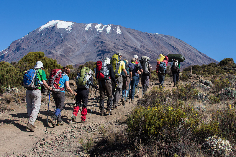Bucket list Mt Kiliminjaro