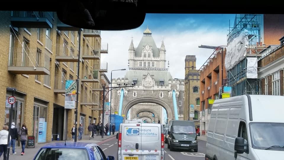 London day 1 tower bridge